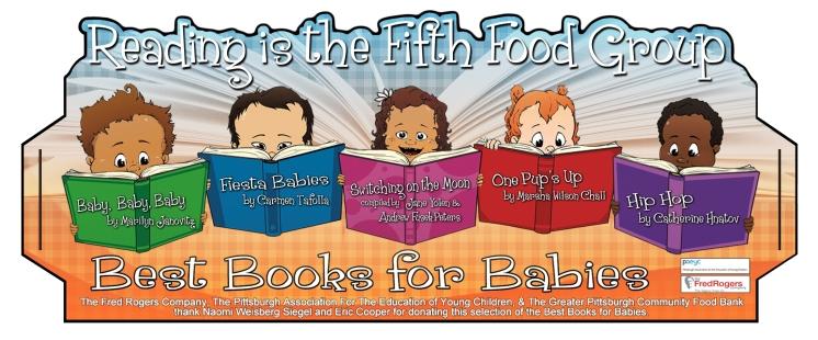 Best Books for Babies Book Holder