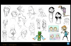 Sketch_Portfolio PAge