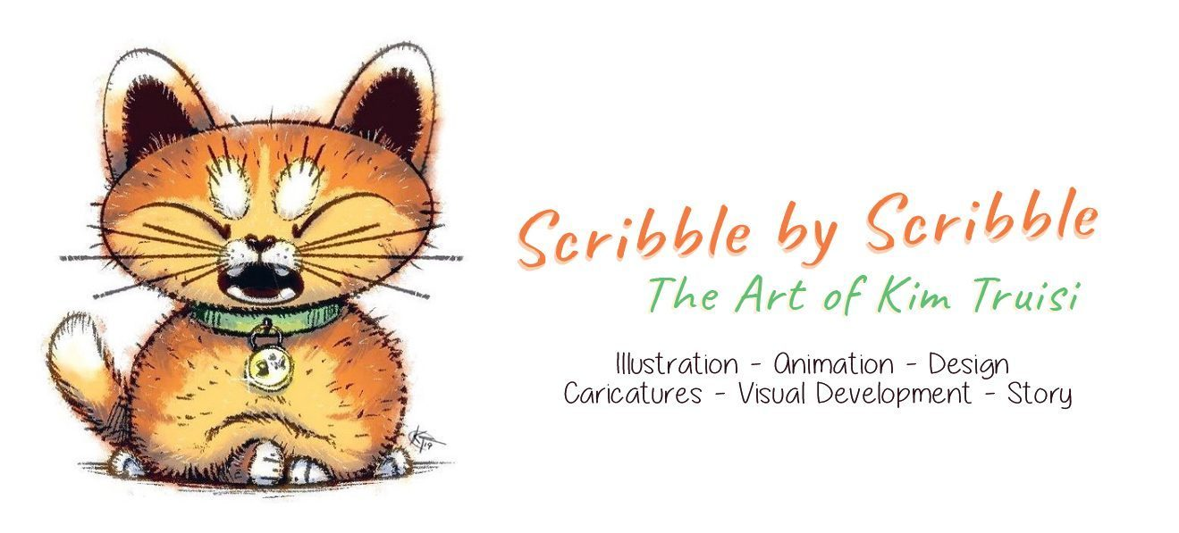 Scribble By Scribble